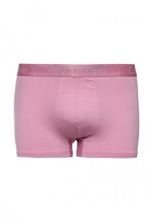 Трусы Calvin Klein Underwear. Цвет: розовый