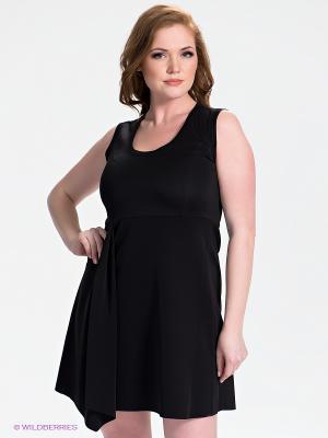 Платье SISTE'S. Цвет: черный