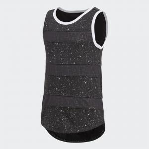 Майка Star Wars  Performance adidas. Цвет: черный