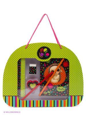 Подарочный детский Набор Ёжик Plusha Daisy Design. Цвет: зеленый
