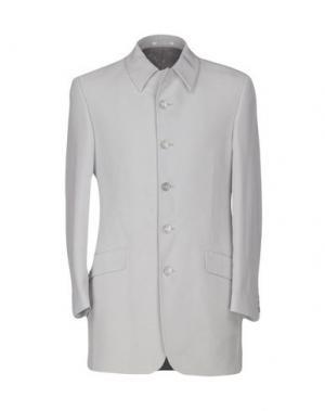 Пиджак TIZIANO REALI. Цвет: светло-серый