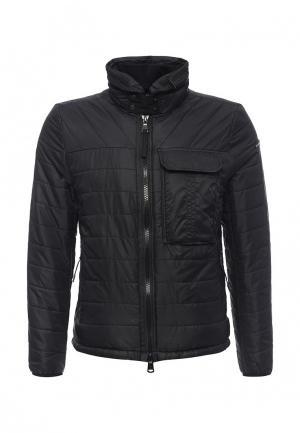 Куртка утепленная Duck and Cover. Цвет: черный