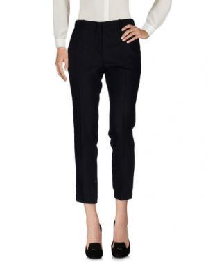 Повседневные брюки POMANDÈRE. Цвет: черный