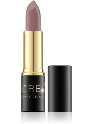Bell Помада Для Губ Стойкая Матовая Secretale Velvet Lipstick Тон 01. Цвет: бежевый