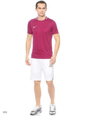 Футболка Dri-Fit Academy T-Shirt Nike. Цвет: фиолетовый