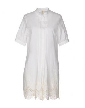 Pубашка WETPAINT. Цвет: белый