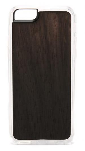 Чехол Darkside Wood для iPhone 6/6s Zero Gravity