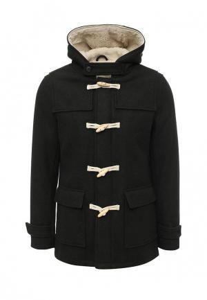 Пальто Selected Homme. Цвет: зеленый
