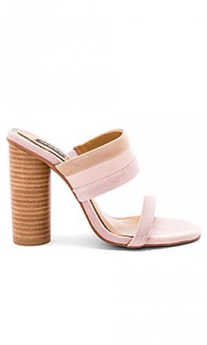 Обувь на каблуке fusion JAGGAR. Цвет: румянец