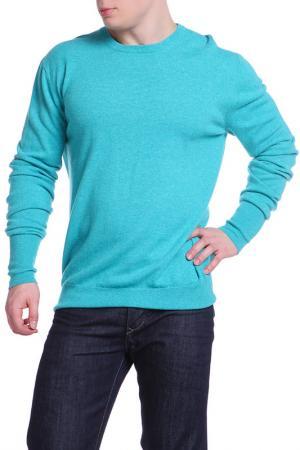 Пуловер Ballantyne. Цвет: голубой