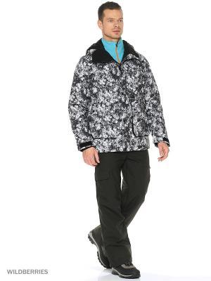 Куртка O'Neill. Цвет: черный, белый