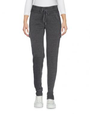 Повседневные брюки STEVE MADDEN. Цвет: свинцово-серый