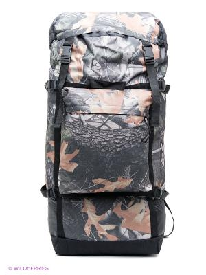 Боровик рюкзак Huntsman. Цвет: серый, зеленый, черный