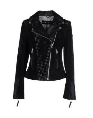 Куртка FREAKY NATION. Цвет: черный