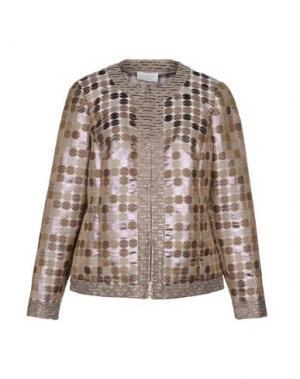 Пиджак CALALUNA. Цвет: песочный