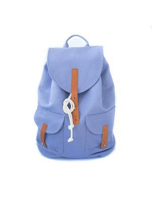 Городской рюкзак TIMBAG. Цвет: сиреневый, прозрачный