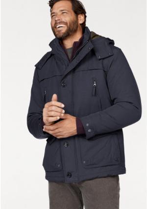 Куртка MANS WORLD MAN'S. Цвет: темно-синий
