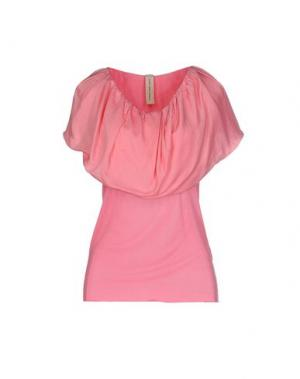 Топ без рукавов COAST WEBER & AHAUS. Цвет: розовый