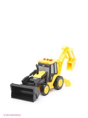 Машина Строительная техника TOYSTATE. Цвет: оранжевый