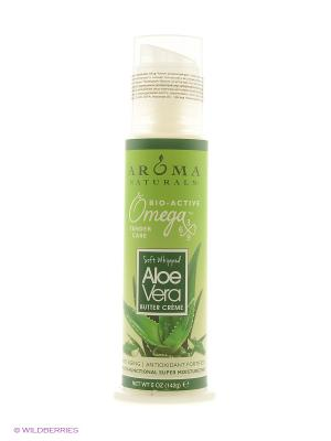 Супер увлажняющий крем с маслом алоэ, 142 гр. Aroma Naturals. Цвет: белый
