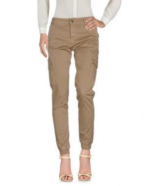 Повседневные брюки COLMAR. Цвет: хаки