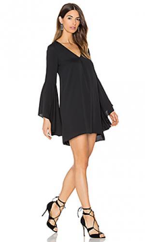 Платье jean Amanda Uprichard. Цвет: черный