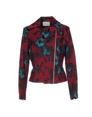 Куртка ...À_LA_FOIS.... Цвет: пурпурный