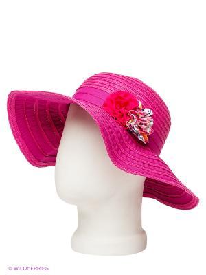Шляпа Tutti Quanti. Цвет: розовый
