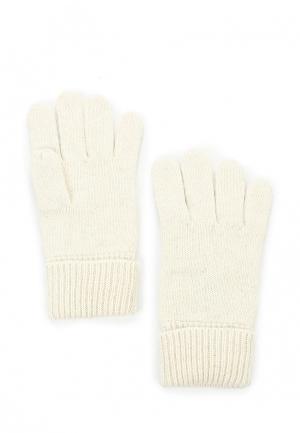 Перчатки Tommy Hilfiger. Цвет: белый
