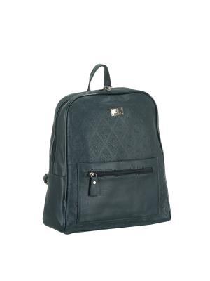 Рюкзак 5685 искусственная кожа Sofiya. Цвет: зеленый