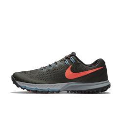 Мужские беговые кроссовки  Air Zoom Terra Kiger 4 Nike. Цвет: оливковый