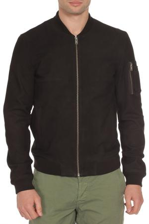 Куртка Selected Homme. Цвет: черный