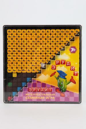 Игра Эрудит Биплант. Цвет: желтые фишки