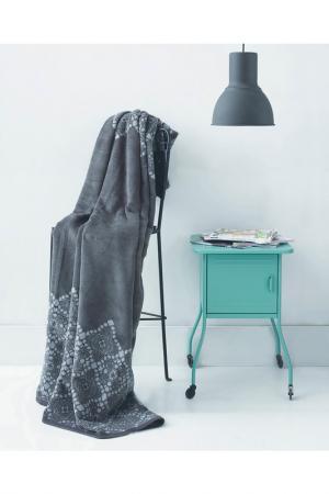 Одеяло Marie claire. Цвет: grey anddark grey