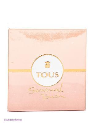 Tous Sensual Touch Ж Товар Туалетная вода 30 мл. Цвет: персиковый