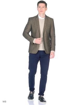 Пиджак PELEGRINNI. Цвет: светло-коричневый