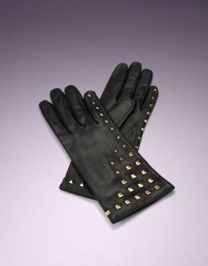 Перчатки Paris Agent Provocateur. Цвет: черный