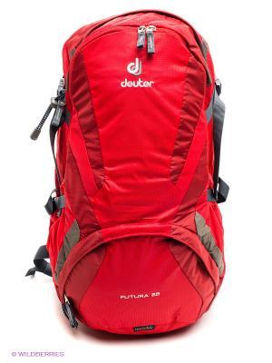 Рюкзак Aircomfort Futura Deuter. Цвет: красный