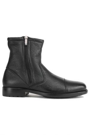 Ботинки Zenux. Цвет: черный