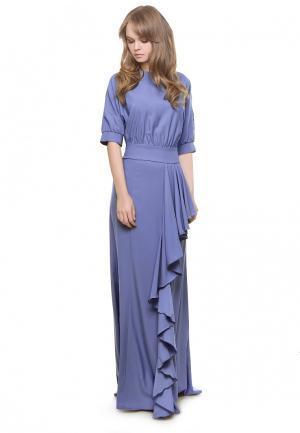 Платье Marichuell. Цвет: голубой