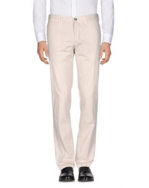 Повседневные брюки L.B.M. 1911. Цвет: светло-серый