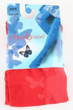 Колготки MARIE BRIZZARD. Цвет: 1544, красный