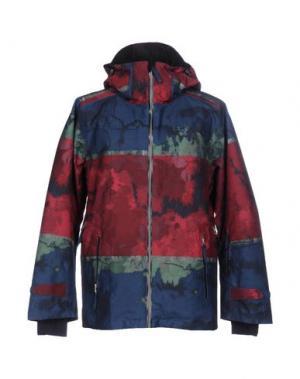Куртка VÖLKL. Цвет: темно-синий