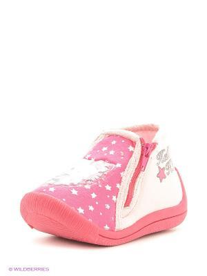 Туфли Hello Kitty. Цвет: фуксия, розовый