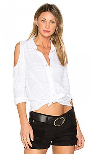 Рубашка natalia Generation Love. Цвет: белый