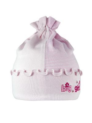Шапка Elo-Melo. Цвет: бледно-розовый