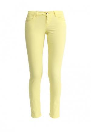 Джинсы Baon. Цвет: желтый