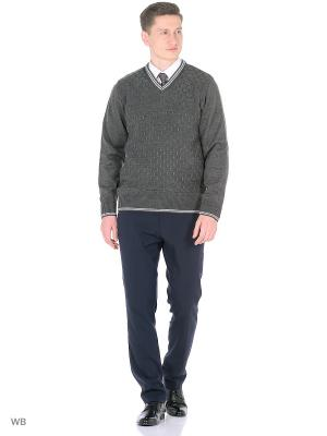 Пуловер Gaib. Цвет: темно-серый