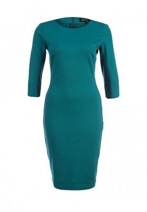Платье LuAnn. Цвет: зеленый