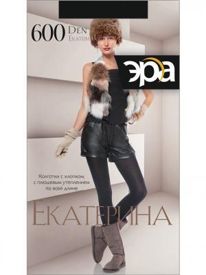 Колготки Екатерина 600, ЭРА ЭРА.. Цвет: черный
